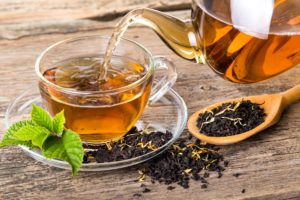 Tea used for breast cancer treatments